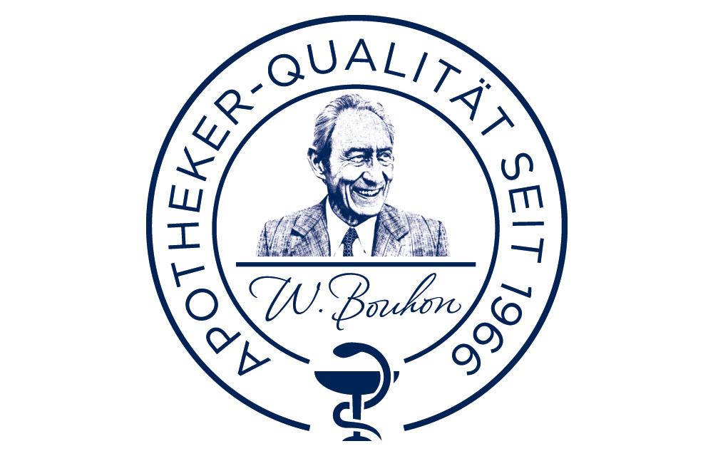 Siegel Apotheker Qualität seit 1966