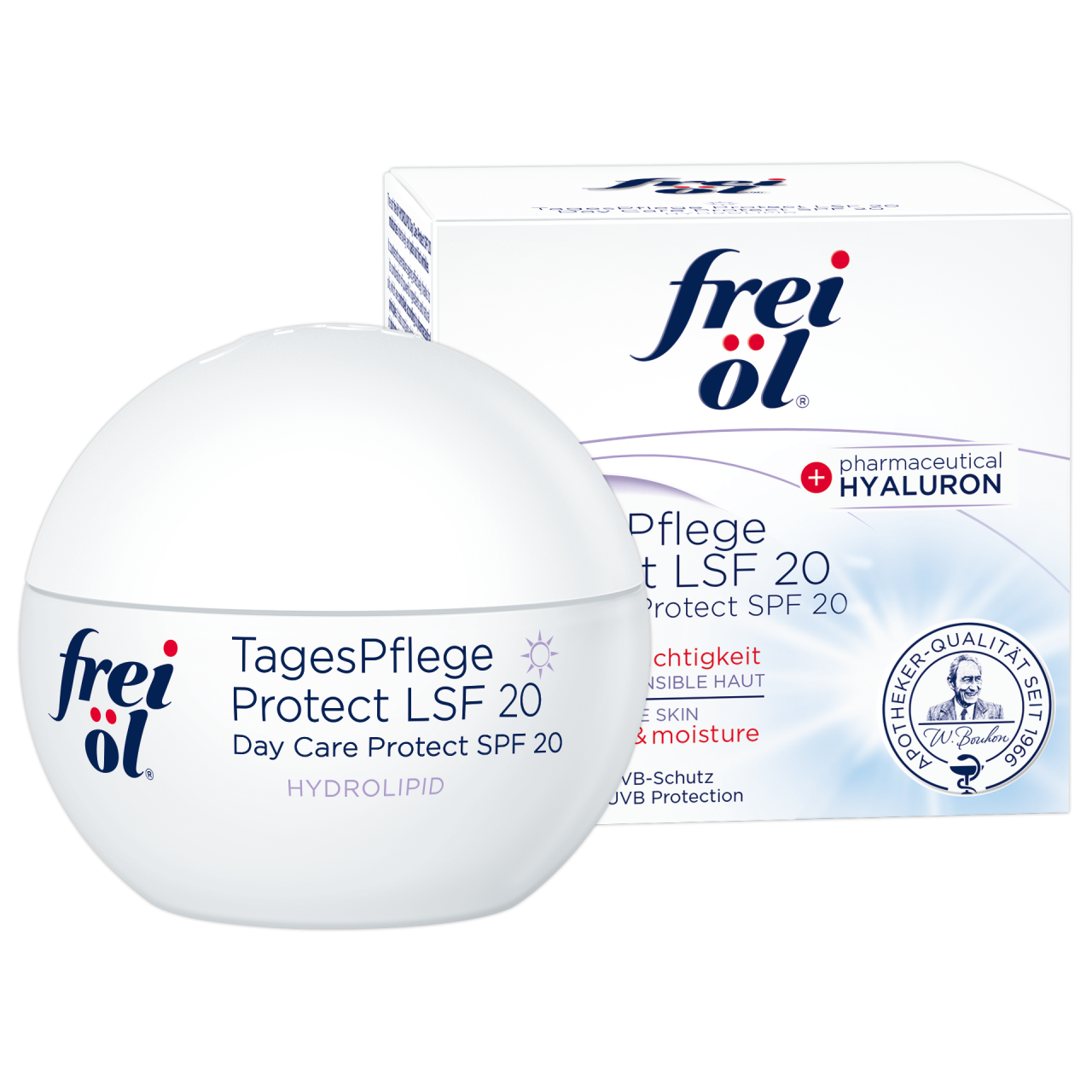 HYDROLIPID Day Care Protect SPF 20