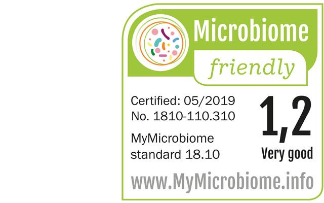 Siegel Microbiome-friendly