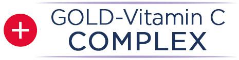 Claim gold vitamin c complex